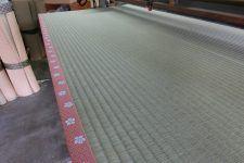 橋口 英明氏 JA認定「ひのさらさ」 最高品質畳表