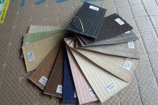 和紙素材カラー畳