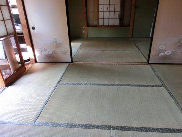 茨城県坂東市 E様邸 表替え 施工前