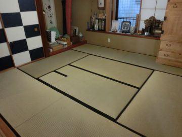 松戸市六高台 S様邸 茶室 裏返し 施工後